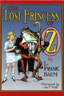 The Lost Princess of Oz By  Lyman Frank Baum Pdf
