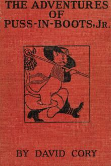 The Adventures of Puss in Boots, Jr. By  David Cory Pdf