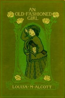 An Old-fashioned Girl By  Louisa May Alcott Pdf