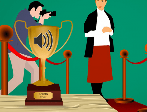 Audiofiles Golden Voice Lifetime Awards