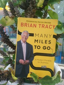 Many Miles to Go by Brian Tracy Review