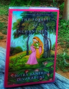 The Forest Of Enchantments by Chitra Banerjee Divakaruni Review