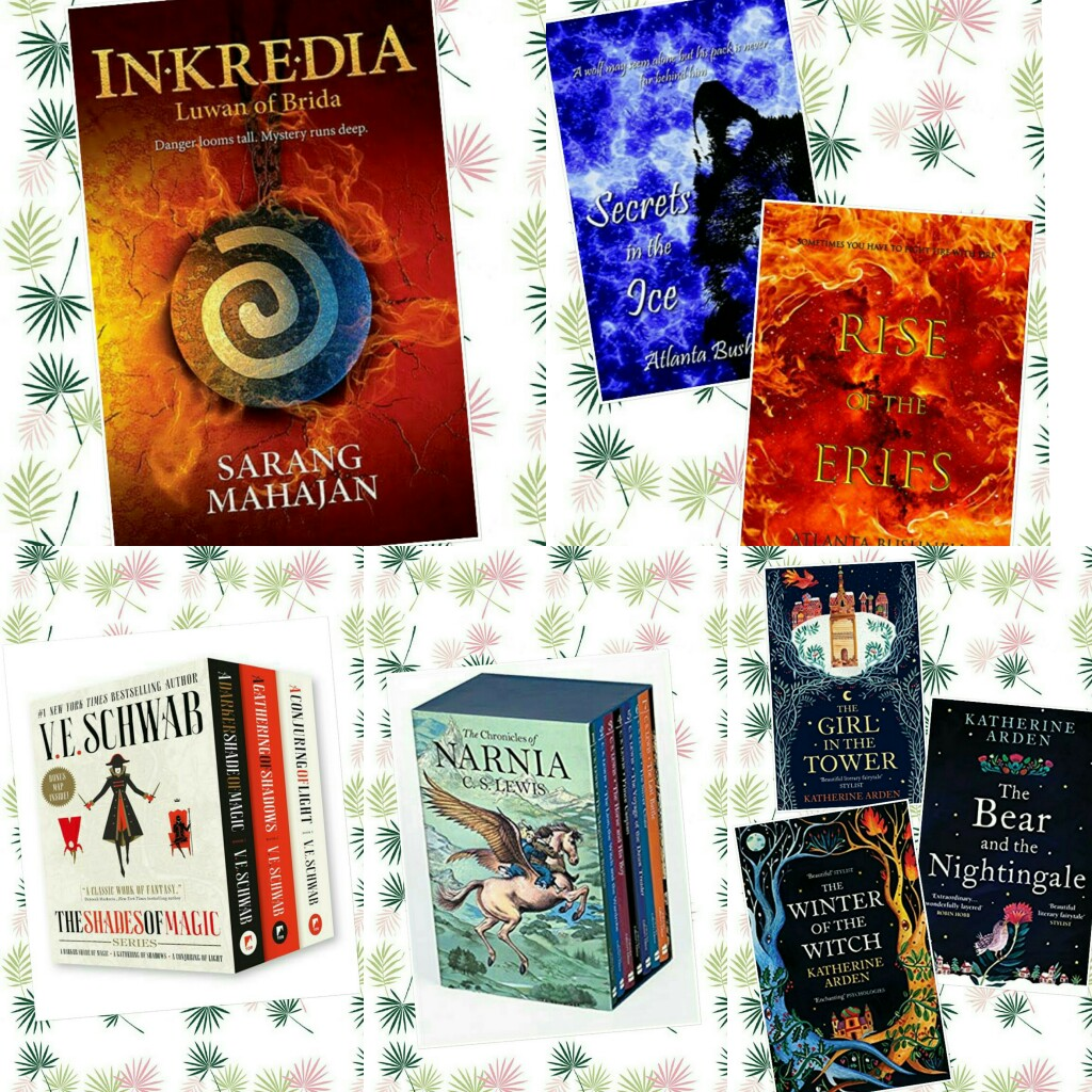 What To Read After Harry Potter 1