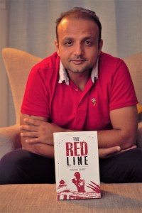 Author Interview | Tanmay Dubey | The RedLine