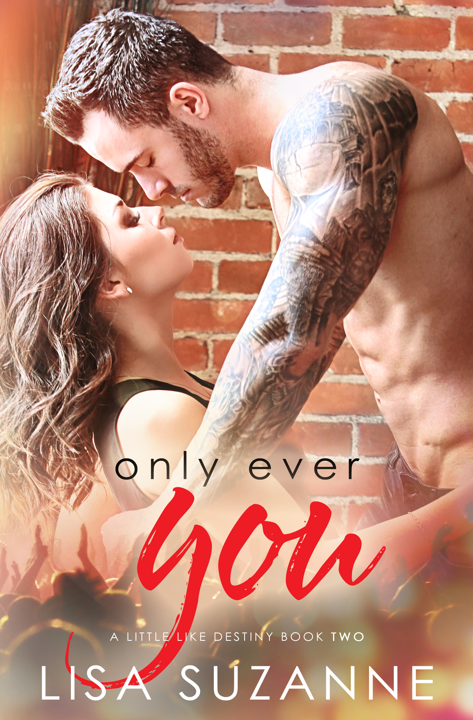 Only Ever You Ebook Cover