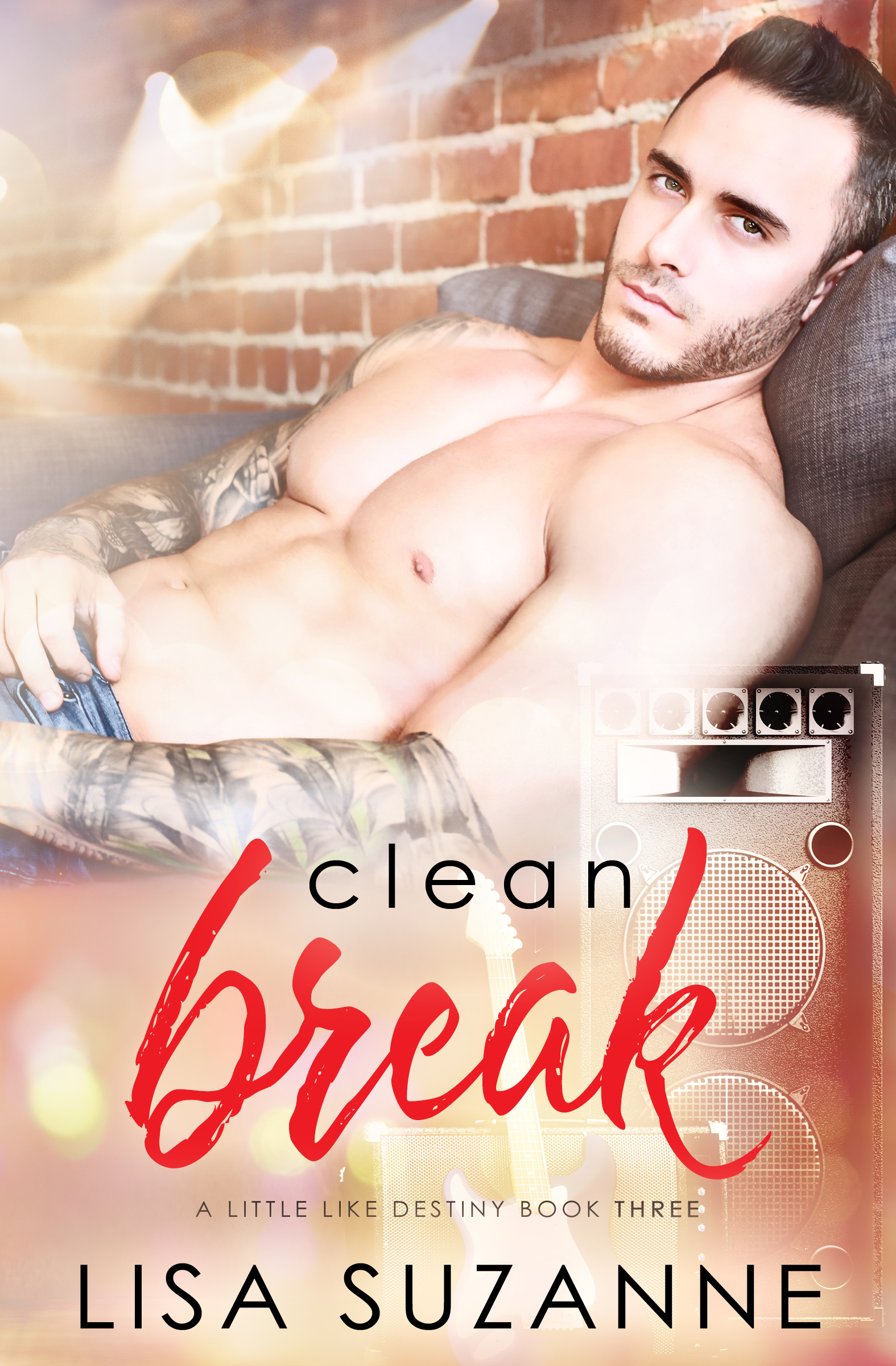 Clean Break Ebook Cover