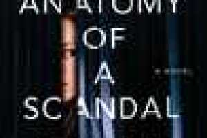 My Book Review ANATOMY OF A SCANDAL by Sarah Vaughan