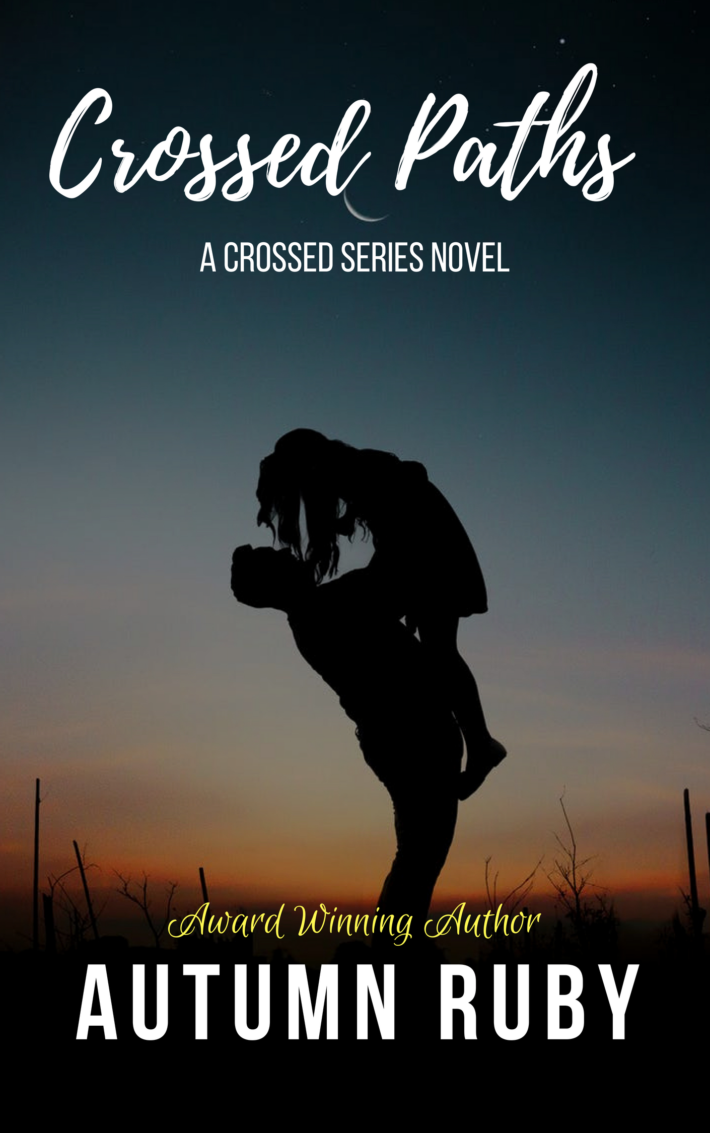Crossed Paths e cover