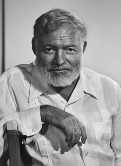 Ernest Hemingway (Author)