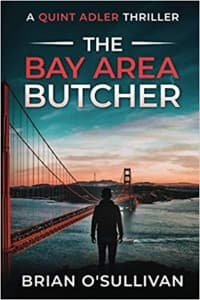 """The Bay Area Butcher"" by Brian O'Sullivan (Book cover)"