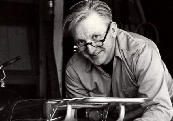 Robert M. Pirsig in 1975