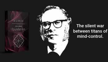 """""""Second Foundation"""" by Isaac Asimov (Header image)"""