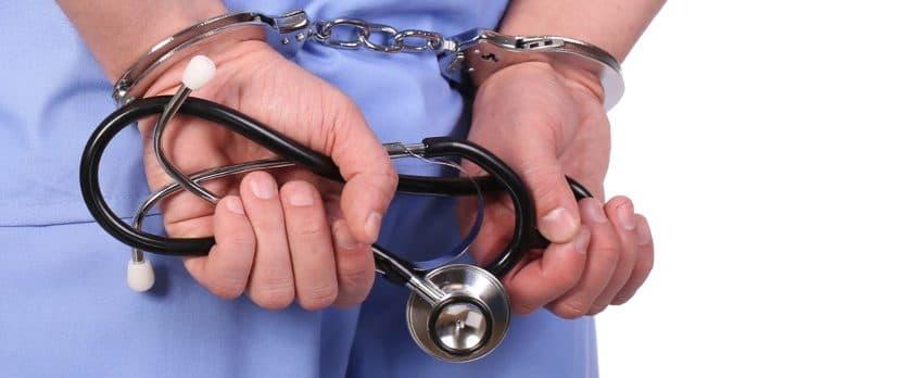 Medical Thriller Page Header Image