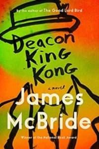 """""""Deacon King Kong"""" by James McBride (Book cover)"""