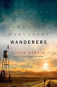 """""""Wanderers"""" by Chuck Wendig (Book cover)"""