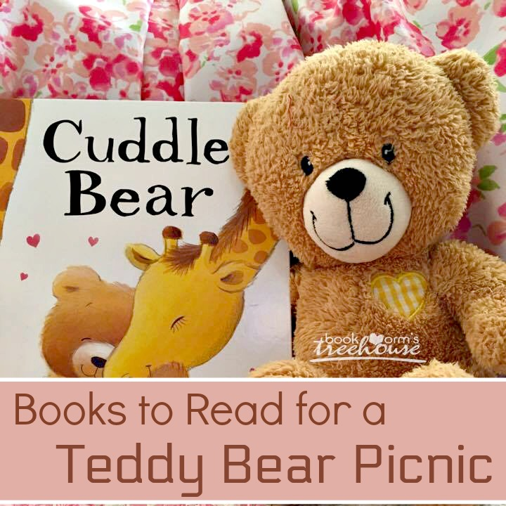 Books to Read for a Teddy Bear Picnic