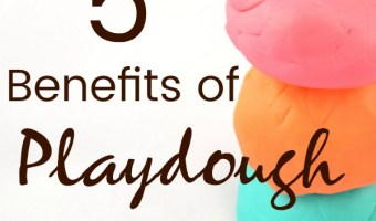 Benefits of Playdough for Children