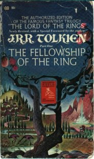 FELLOWSHIP OF THE RING 9