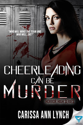 Blog Tour: Cheerleading Can Be Murder by Carissa Ann Lynch – Review