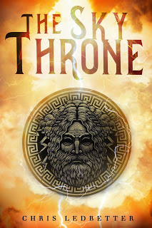 Blog Tour: The Sky Throne by Chris Ledbetter   Review + Interview