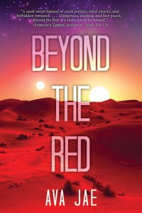 Beyond the Red by Ava Jae   ARC Review