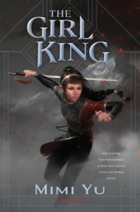 The Girl King by Mimi Yu   Much disappointment