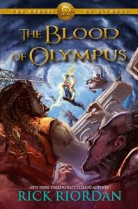 the blood of olympus rick riordan