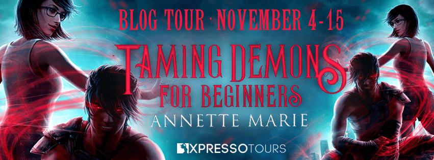 Taming Demons for Beginners by Annette Marie | Diving Deeper into The Guild Codex world