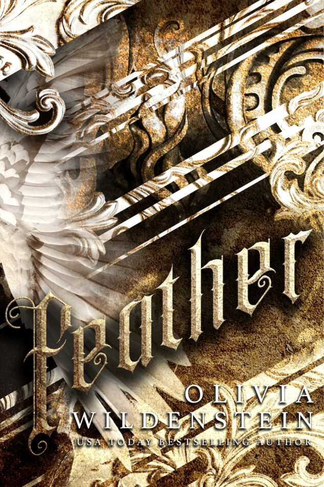 Feather by Olivia Wildenstein | Romeo and Juliet with Angels