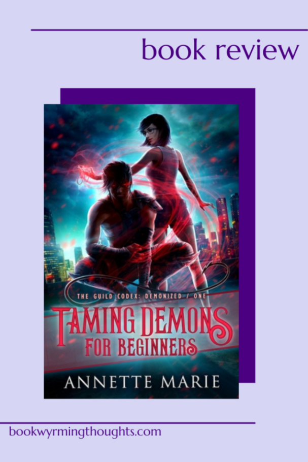 taming-demons-for-beginners-annette-marie-review-pin