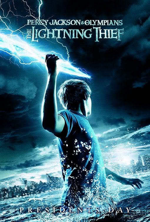 Percy Jackson & the Olympians (series)