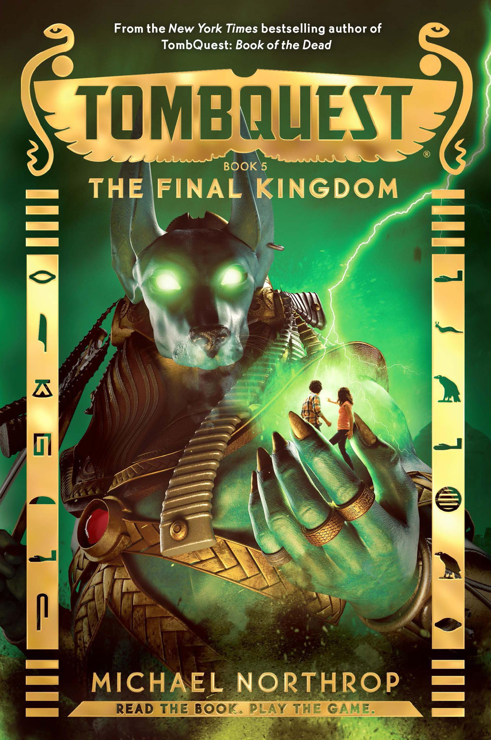 tombquest book of the dead quiz