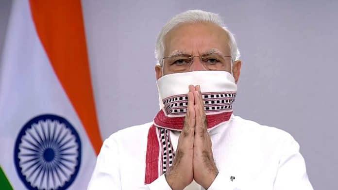നരേന്ദ്ര മോദി എന്ന ഇരട്ടത്താപ്പുകാരനായ കോവിഡ്