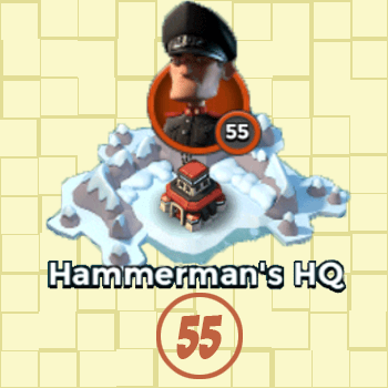How to destroy Hammerman's 55 base