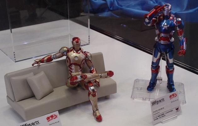 アイアンマン …「魂の夏コレ2014」より
