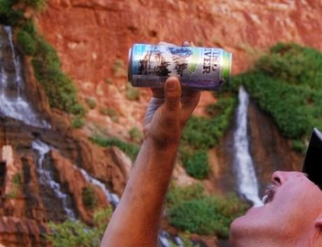 いくら特保でも、滝の様に飲んだらダメよ!ダメ!ダメ!