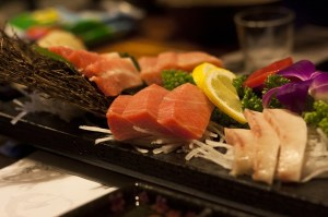 和食の一つ…寿司