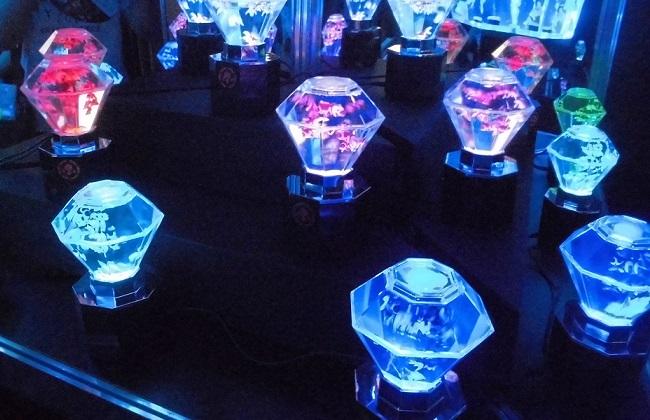"""""""アートアクアリウムプリズリウムF18"""" …「東京おもちゃショー2016」より"""