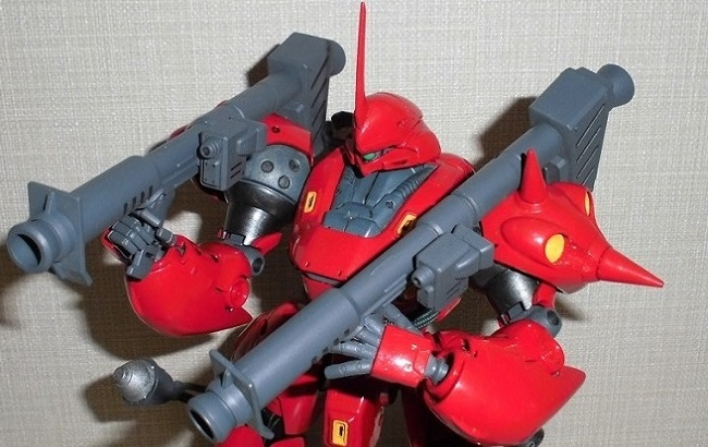赤いケンプファー