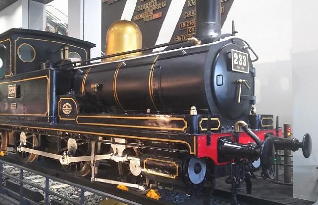 京都鉄道博物館はこんな感じ!