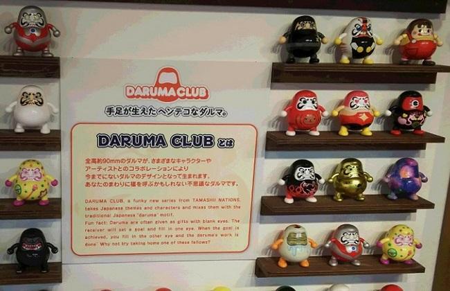 AKIBAショールームで「DARUMA CLUB」