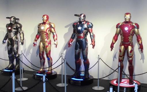Marvel(マーベル)のヒーロー達!!