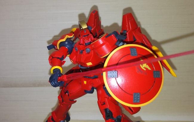 """赤いトールギスに""""ビームサーベル""""で攻撃されたら…"""