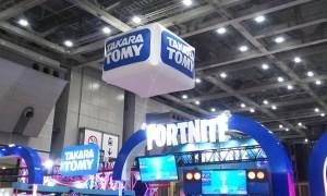 タカラトミーブースの様子 …東京おもちゃショー2019(TOY SHOW 2019)