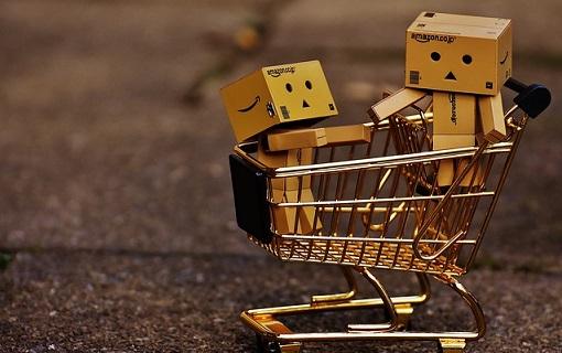 Amazon(アマゾン)の箱たち