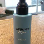 メンズが多い美容室がオススメするワックス、アリミノのメンズブランド 「ARIMINO men」始動!