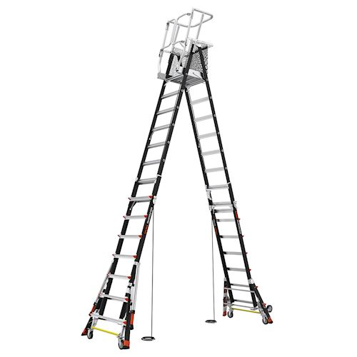 Adjustable Safety Cage