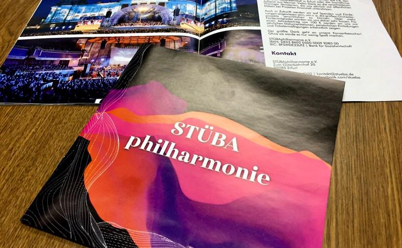 Portfolio für die STÜBAphilharmonie