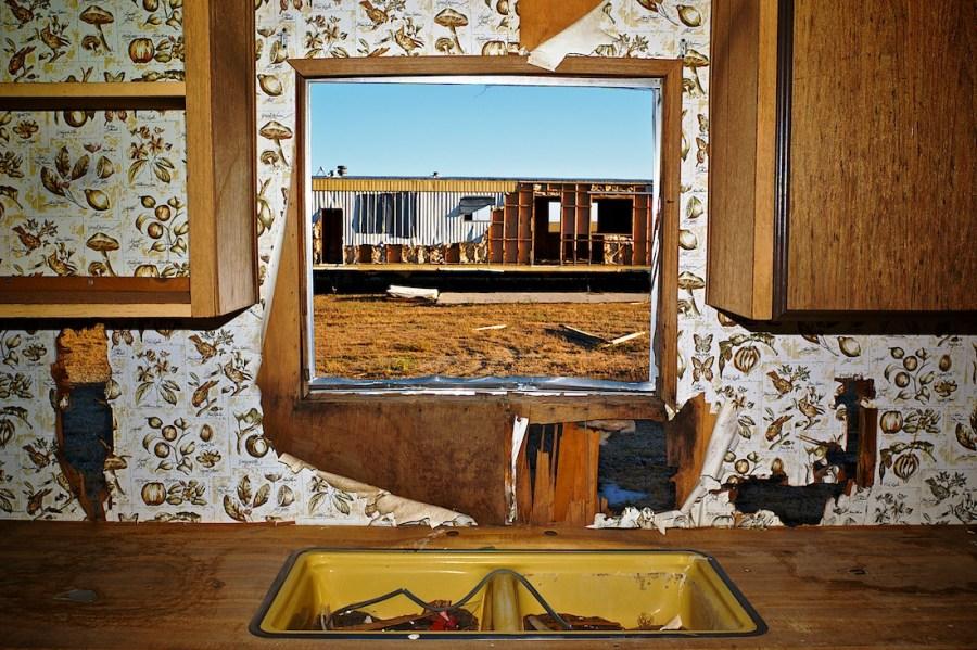 Desert Kitchen, Cinco, California (2010)
