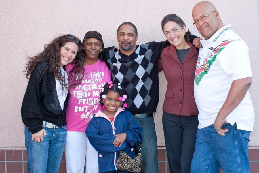 MC NCIP and family
